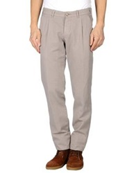 Lardini Casual Pants Dove Grey