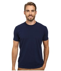 Agave Denim 100 Supima Cotton Agave Tee Navy Men's T Shirt