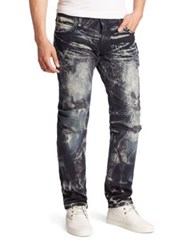Robin's Jeans Distressed Cotton Slim Fit Noel