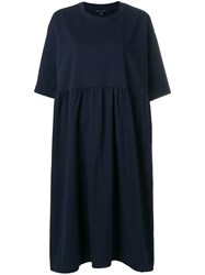 Sofie D'hoore Casual Day Dress Blue