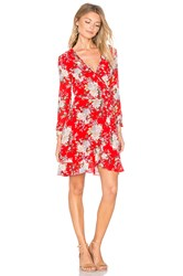 Wyldr Wicked Games Dress Red