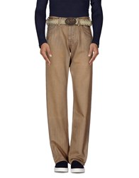 Tommy Hilfiger Denim Denim Denim Trousers Men Khaki