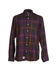 North Sails Shirts Shirts Men Dark Purple