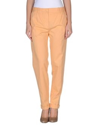 Carven Casual Pants Apricot