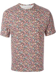 Stephan Schneider 'Crescent' T Shirt Multicolour