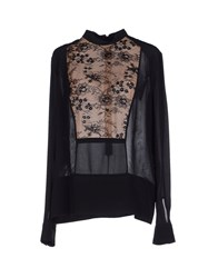 Elie Saab Shirts Blouses Women Black