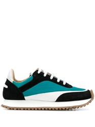 Spalwart Lace Up Sneakers Green