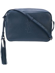 Saint Laurent Lou Camera Bag Blue