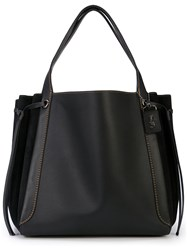 Coach Harmony Hobo Shoulder Bag Black