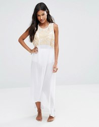Ted Baker Emah Cover Up White