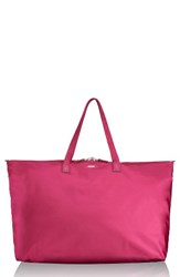 Tumi 'Just In Case' Nylon Travel Tote Pink