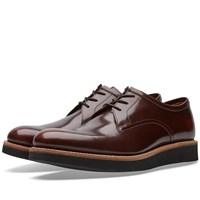 Grenson Lennie Derby Shoe Brown