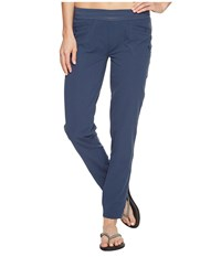Mountain Hardwear Right Bank Scrambler Pants Zinc Women's Casual Pants Blue