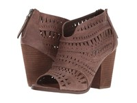 Not Rated Groove Thang Taupe High Heels