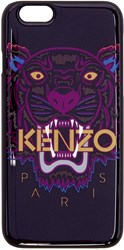 Kenzo Burgundy Tiger Iphone 6 Case