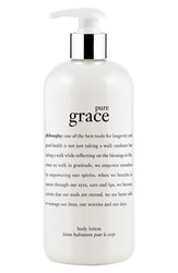 Philosophy 'Pure Grace' Perfumed Body Lotion No Color