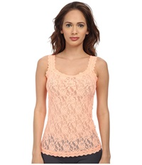 Hanky Panky Signature Lace Unlined Cami Peach Smoothie Women's Underwear Beige