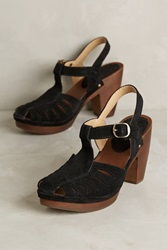 Latigo Cajun Clogs Black