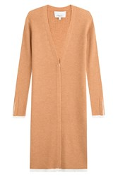 3.1 Phillip Lim Cardigan With Wool Beige