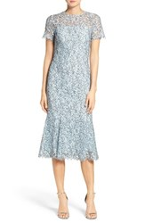 Shoshanna Women's Park Lace Midi Dress