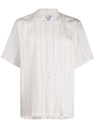 Band Of Outsiders Boardies Summer Shirt White