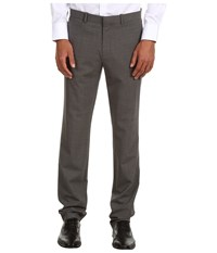 Theory Marlo New Tailor Charcoal Men's Dress Pants Gray