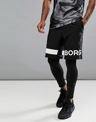 Bjorn Borg Performance Shorts With Logo Black