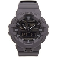 G Shock Casio Ga 700Uc 8A 'Utility Colour' Watch Grey