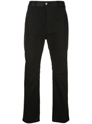 Julien David Tuxedo Trousers Black