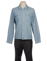 Armand Basi Jackets Pastel Blue