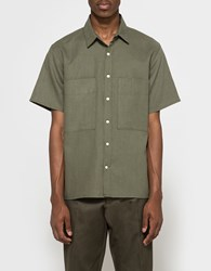 Need Ss Duo Shirt Olive
