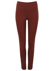 Phase Eight Amina Darted Jeggings Tobacco