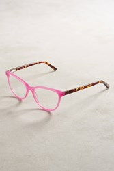 Anthropologie Savant Reading Glasses Pink