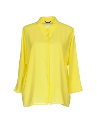 Guess By Marciano Shirts Yellow