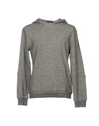 S.O.H.O New York Soho Sweatshirts Grey