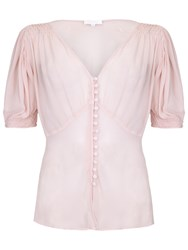 Ghost Thea Blouse Nude