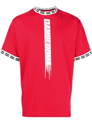 Damir Doma X Lotto Tobsy T Shirt Red