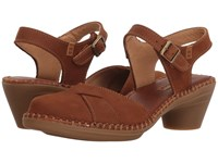 El Naturalista Aqua N5324 Wood Shoes Brown