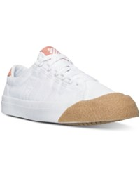 K Swiss Women's Irvine T Casual Sneakers From Finish Line White Coral Gum