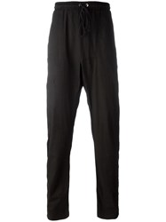 Lost And Found Rooms Loose Fit Pants Black