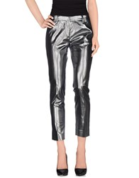 Mauro Grifoni Trousers Casual Trousers Women Azure