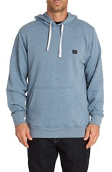 Billabong All Day Hoodie Washed Blue