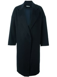 Dusan Oversized Coat Blue