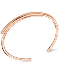 Calvin Klein Women's Scent Pvd Stainless Steel Choker Necklace Kj5gpj100100 Kj5gmj000100 Rose Gold