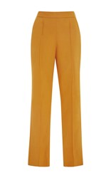 Rosie Assoulin Marigold Oboe Pants Yellow