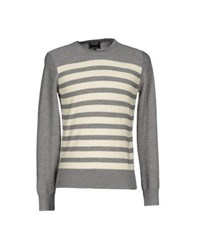 Todd Snyder Knitwear Jumpers Men Light Grey
