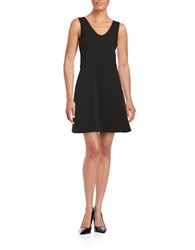Michael Michael Kors Sleeveless Sheath Dress Black