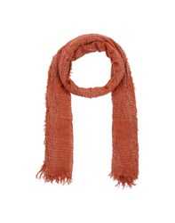 Armani Collezioni Accessories Oblong Scarves Men Brown