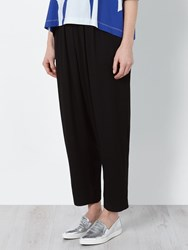 John Lewis Kin By Laura Slater Limited Edition Hareem Trousers Black