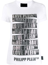 Philipp Plein Ss Love T Shirt 60